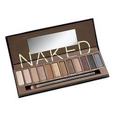 get naked...