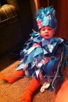 Baby Bird Costume… Coolest Halloween Costume Contest