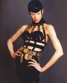 Vogue Italia June 1992 ph. Steven Meisel
