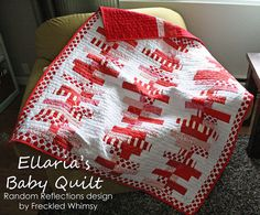 Baby Quilt with some instructions projectbyjess