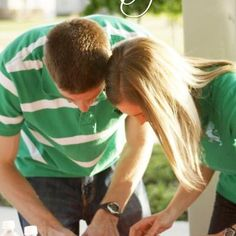 Couple's Minute to Win It Games -- this would be so fun to get some couples together & do this!