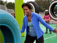 Michelle Obama on getting your family on a sleep schedule that works.