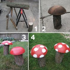 Cute for garden decorating