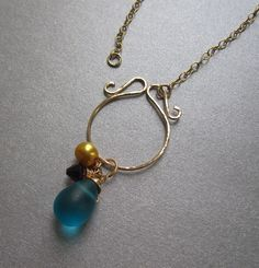 Etsy interchangeable necklace