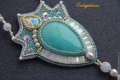 bead bead, bead embroideri, bead beauti