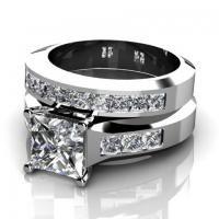 cut diamond, style, diamonds, princesses, dream stuff