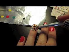 How to do Fish Scale Nails