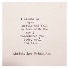 The Universe and Her and I poem 91 written by Christopher Poindexter