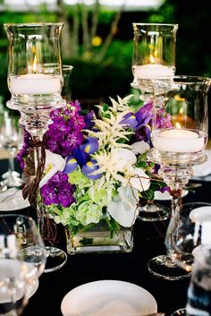 Lovely Outdoor Garden Wedding by Bliss Weddings and Events. To see more: http://www.modwedding.com/2014/10/02/lovely-outdoor-garden-wedding-bliss-weddings-events/ #wedding #weddings #wedding_reception #wedding_centerpiece