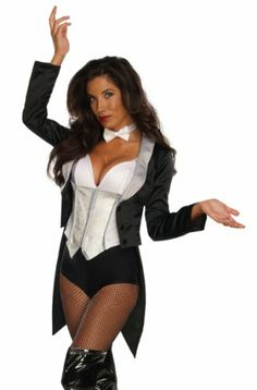 com  Women s Sexy Adult DC Comics Zatanna Magician Costume  ClothingSexy Magician Costume