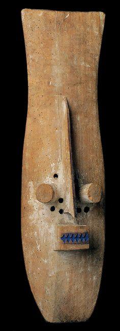 African Masks - Grebp mask from Ivory Coast, Africa