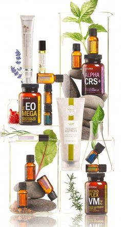 Assortment of doterra product's!!