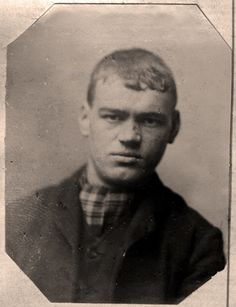 The scuttlers were gangs of young people, both male and female, that menaced the streets of Manchester and Salford towards the end of the nineteenth century.    20-year-old William Brookes, a well known gang member, fell foul of Manchester City Police in 1890.  From the collection of the Greater Manchester Police Museum and Archives. To find out more please visit www.gmpmuseum.com