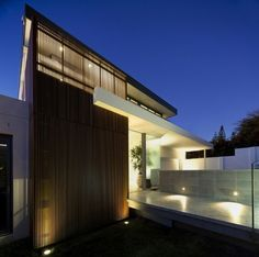 G House by Bruce Stafford Architects