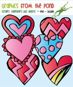 Scrappy Valentine's