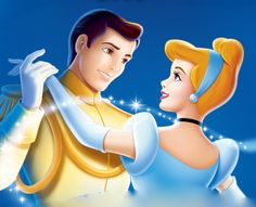 Cinderella and her Prince Charming- Oh how I wish it was me