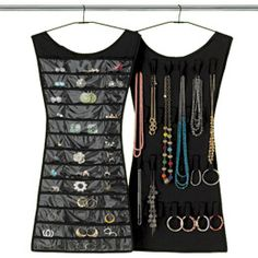 Little Black Dress Hanging Jewelry Organizer by Umbra®