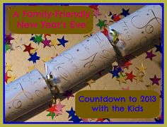 New Year's Eve Fun for Kids from KC EDventures