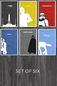Minimalist Star Wars