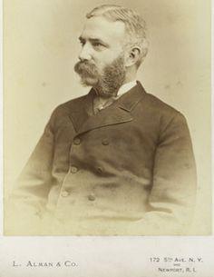 Elliot Fitch Shepard husband of Margaret Louisa Vanderbilt, Consuelo Vanderbilt's aunt.
