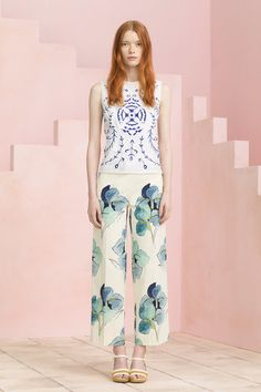 Tory Burch | Resort 2015 Collection | Style.com