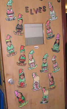 for the teachers: cute christmas ideas for the classroom