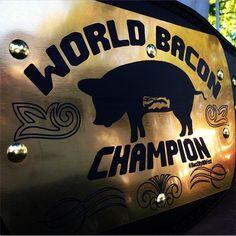 World Bacon Champion Team Diva Q