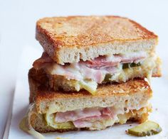 grilled cheese recipes ham food grilled cheese sandwiches chees ...