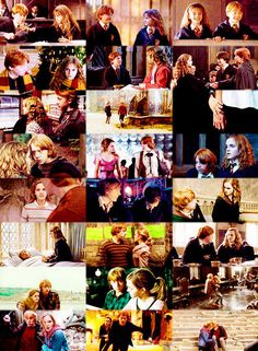Don't you ever try to tell me that Ron and Hermione don't belong together.