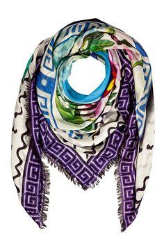 Pretty scarf