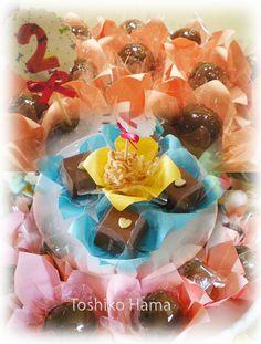 Papoula da Praia (de Vera Young) dobrada por Toshiko Hama - em Festa de Aniversário, in http://www.coisasdepapel.com.br/2013/10/falando-de-descobrir-compartilhar-e-criar/