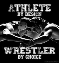 Wrestling is the best sport!! It builds character on and off the mat! You earn respect! #wrestling #wrestle