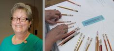 Jane Meier - half stitch bobbin lace.  Links to video  and written instructions.  2nd of 3 lessons.