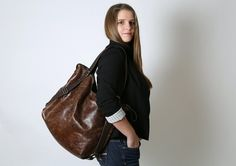 15 LAPTOP DAY PACK  convertible backpack  by roughandtumblebags, $268.00