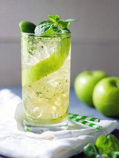 Apple Mojito Recipe from Chasing Delicious