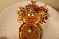 So cute!! Potato pancakes!!