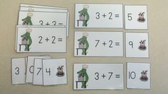 Bayou Add-Venture Math Centers and Activities contains 12 addition activities. $ http://www.teacherspayteachers.com/Product/Bayou-Add-Venture-Math-Centers-and-Activities-Sums-of-0-10