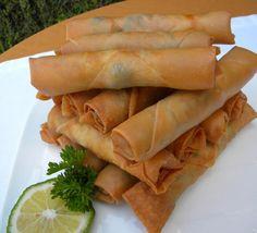 Lebanese Meat Rolls image 1