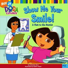 In Lieu of Preschool: 1st Trip to the Dentist: An Experiment