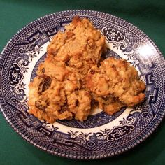 Norwegian Rock Cookies (gluten-free,vegan)   Made Just Right by Earth Balance vegan plantbased