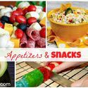 SusieQTpies Cafe: Need a Snack? 80 + Snack Time Recipes