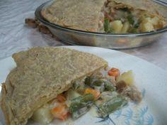 Vegetable Pot Pie (Vegan)