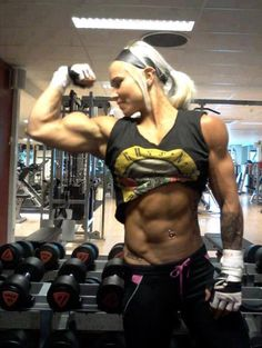 #fitness #sexy # stunning   Ripped...