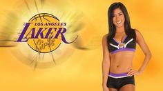 cute Lakers girl