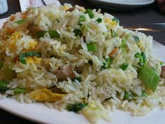 Vegetable Fried Rice @ Burnaby Palace Restaurant by weezerthewonderful