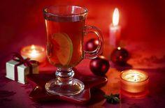 Orange Spice Hot Mulled Wine