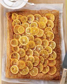 Meyer Lemon Pastry Recipe