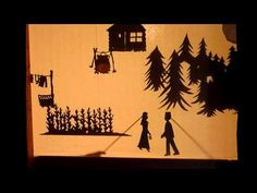 martinmas shadow puppet show