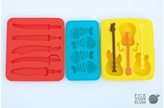 Cool Off - Popsicle/Ice Tray Mold