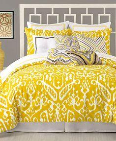 Trina Turk Bedding, Ikat Comforter and Duvet Cover Sets - Duvet Covers - Bed & Bath - Macy's